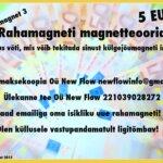 Rahamagnet 3 kaart