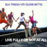 HH live fully or not at all
