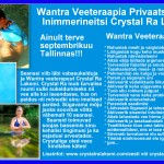 wantra individual sessions Tallinn september
