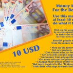 picasa money magnet nr 1 English card